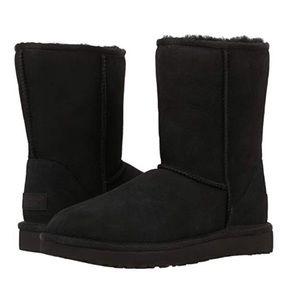 UGG® Women's Classic Short Genuine Shearling Boots